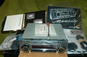 Becker Mexico 7948 Retro Active With Ipod:$1200/Pioneer AVIC Z130BT...