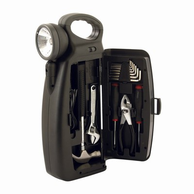 Imprinted Roadside Kit | Personalised Tools And Flashlights