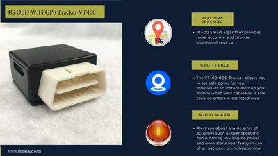 Start listening to your car with 4G OBD Tracker VT400