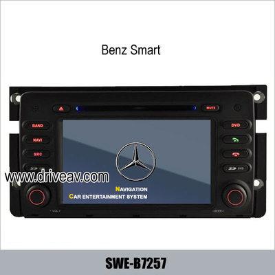 Benz Smart factory stereo radio Car DVD player TV GPS navigation