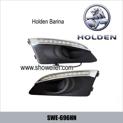 Holden Barina DRL  LED Daytime Running Light SWE
