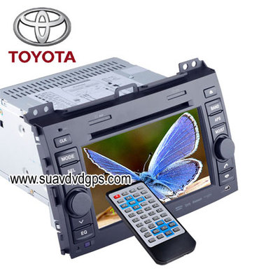 TOYOTA PRADO oem radio Car dvd system DVD player TV,bluetooth,GPS