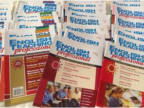 English Teaching Professional magazines for the TEFL Teacher in Walton On Thames