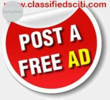 Post New Advertise For Free