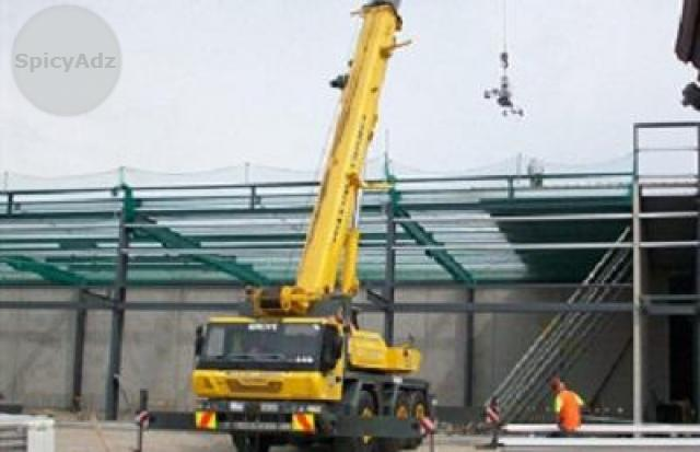 Authentic Firm for Crane Hire in Auckland