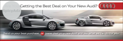 New Audi Cars for Sale in San Antonio