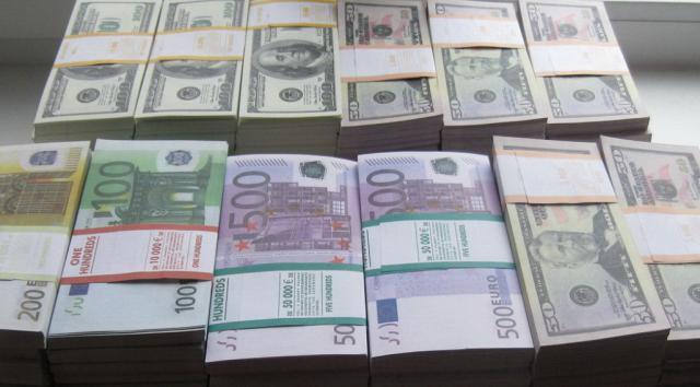 Quality fake money