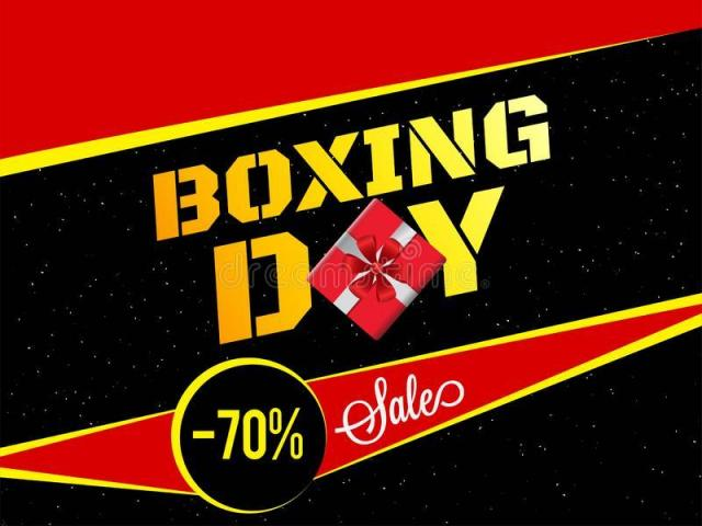Boxing Day Voucher Codes - 1