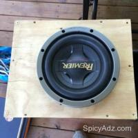 """12"""" pioneer champion pro series with 2 boxes - $110 (Opelika)"""