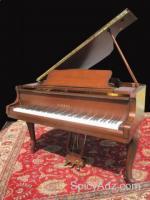 Exceptional Walnut Yamaha G2 Baby Grand Piano w/Bench - $5900 (Auburn,GA)
