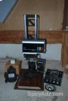 Film-Photo darkroom equipment - $350 (Decatur, AL)
