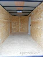 Brand New 6x12 Enclosed Cargo Trailers - $2100