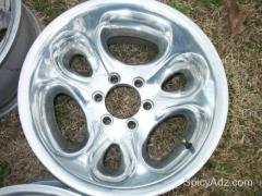 Eagle Allow Wheels - Size 15 x 8 - $375 (Birmingham)
