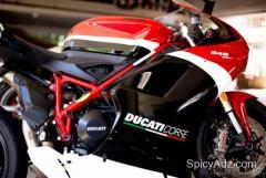 Ducati 848 Evo Corse (Special Edition) - $11000