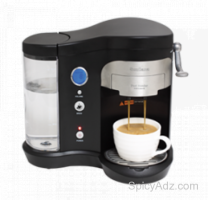 Suncana Multi-Volume Coffee Pod Brewer - Best Offer