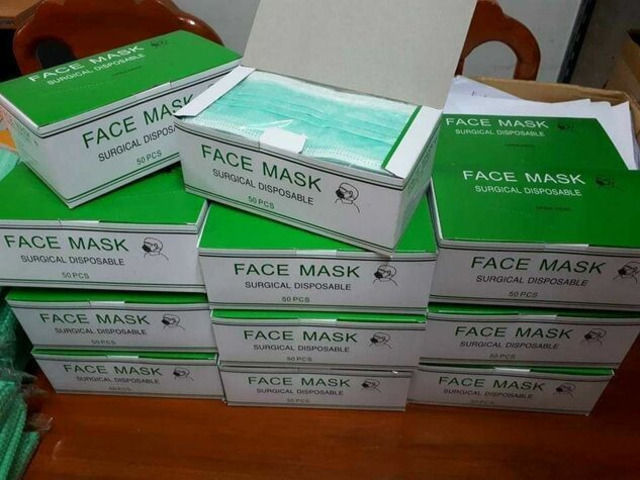 Buy 3ply Disposable Face Masks, 3ply Surgical Face Masks For Sale - 1