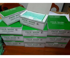 Buy 3ply Disposable Face Masks, 3ply Surgical Face Masks For Sale