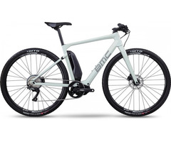 2020 BMC Alpenchallenge AMP Cross One - Electric Hybrid Bike - (worldracycles)