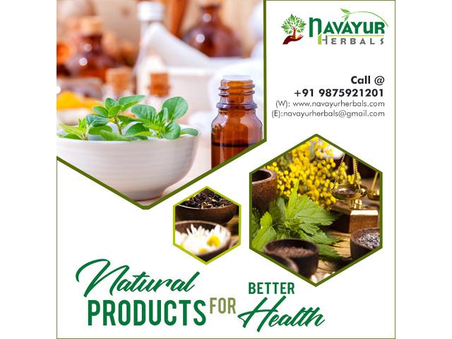 Ayurvedic Medicine Manufacturer in India - Navayur Herbals - 1
