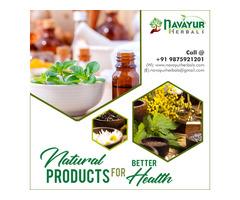 Ayurvedic Medicine Manufacturer in India - Navayur Herbals
