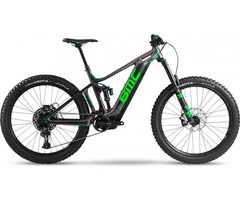 "2020 BMC Trailfox AMP SX Two S 27.5"" - Electric Mountain Bike - (worldracycles)"