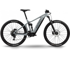 "2020 BMC Speedfox AMP Five S 29"" - Electric Mountain Bike - (worldracycles)"