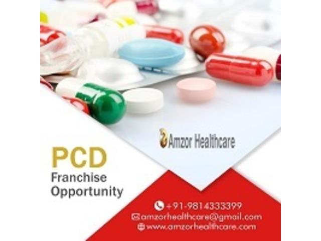 PCD Pharma Franchise Company in Chandigarh - Amzor Healthcare - 1
