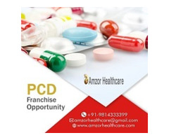 PCD Pharma Franchise Company in Chandigarh - Amzor Healthcare