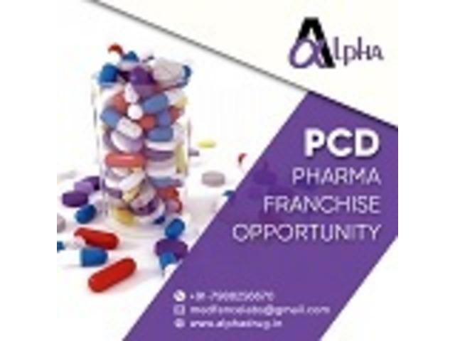 PCD Pharma Franchise Company - Alpha Drugs - 1
