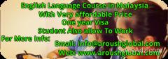 Free Malaysia Study Visa