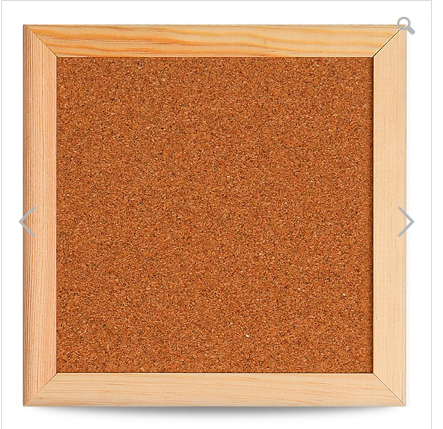 Large Cork Notice Board | BD Direct (Pets & Animals - Birds)