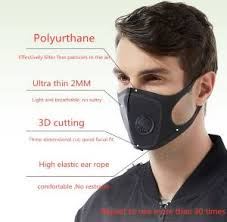 What is Oxybreath Pro Mask? (Automobiles & Vehicles - Motorcycles)