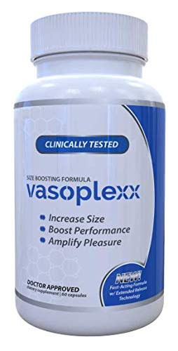 What are the Ingredients in Vasoplexx? (Automobiles & Vehicles - Motorcycles)