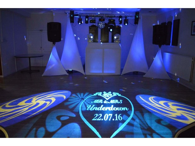Premium Wedding Disco Hire in Barry