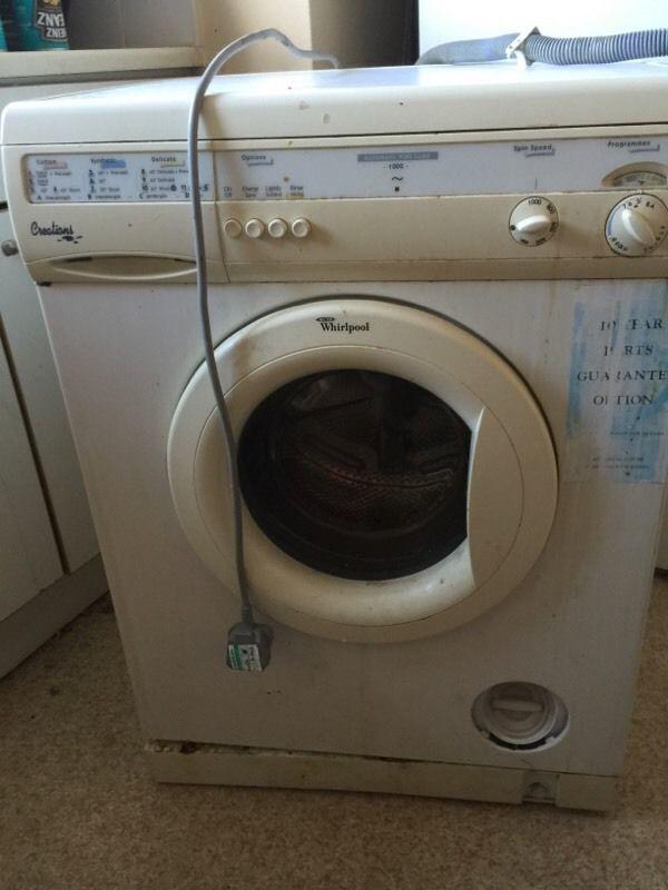 Free washing machine in  Bath
