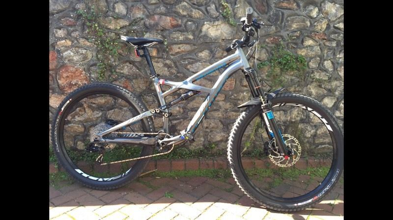 Stolen Specialized enduro comp in 
