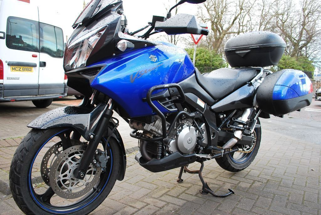 Suzuki V Strom DL 1000 GT, Full Luggage, Superb **RIDE AWAY TODAY ** in 