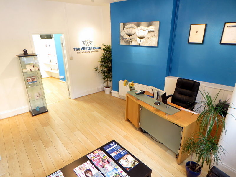 Junior Receptionist required at The White House, Teeth Whitening clinic Belfast in 