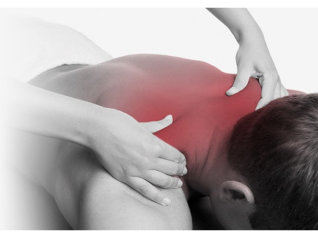 Deep Tissue Massage by Chris in Belfast