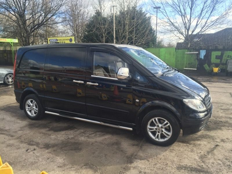 Mercedes vito bireking 2008 in 