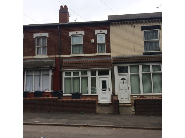 3 bed terraced House for Sale Ash Road, Saltley B8 in Birmingham