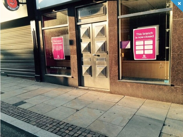 Shop and Office To Let Blackburn Town Centre  in Blackburn