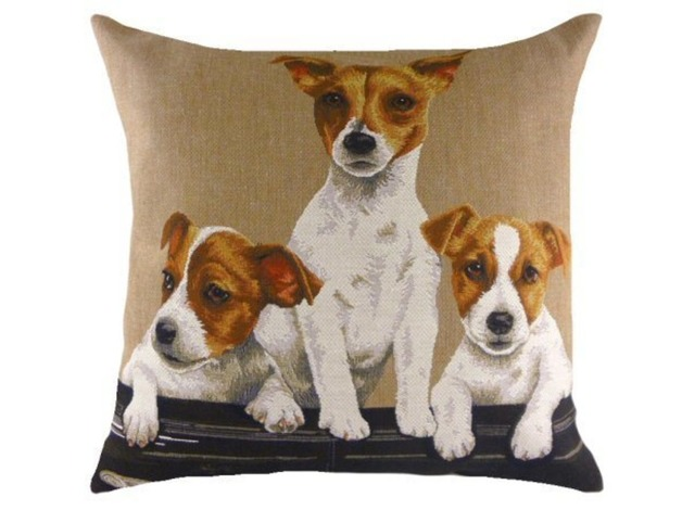 Tapestry Cushions for Dog Lovers in Blackburn