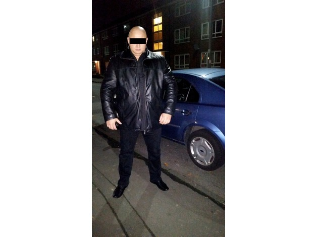 security Door supervisor CLOSE PROTECTION bodyguard read info in Blackburn