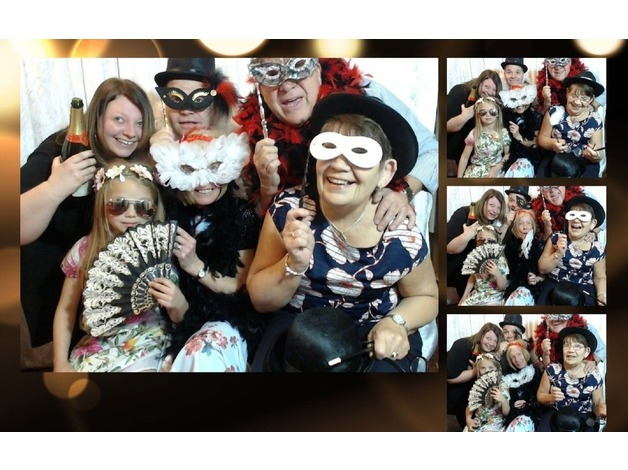 PHOTO BOOTH HIRE - ESSEX - KENT - LONDON - 321Captured in Brentwood