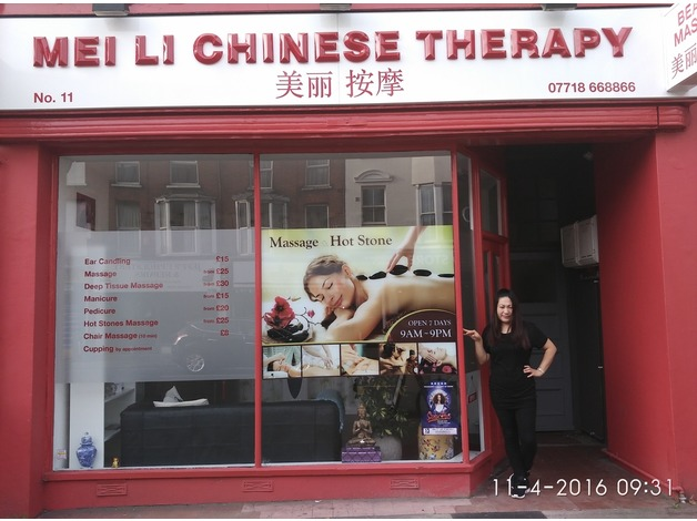 Meili Chinese Therapy in Brighton