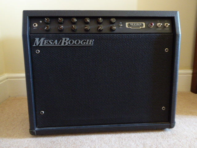 MESA BOOGIE F50 PROFESSIONAL QUALITY GUITAR AMPLIFIER in 