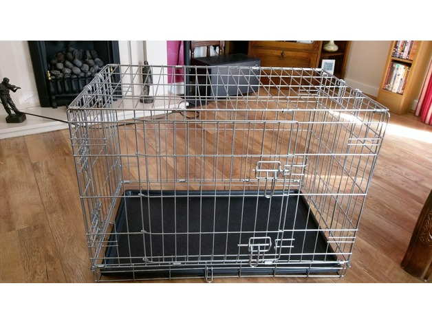 Small dog crate in Burnham On Sea