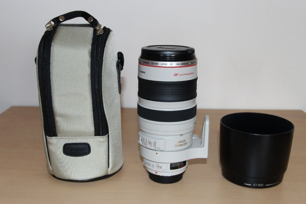 Canon 100-400mm L IS USM Lens in 