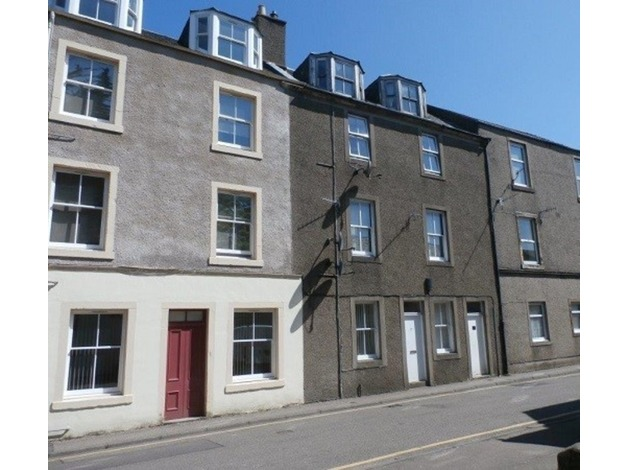 1 Bedroom flat for sale in Campbeltown, Argyll in Campbeltown